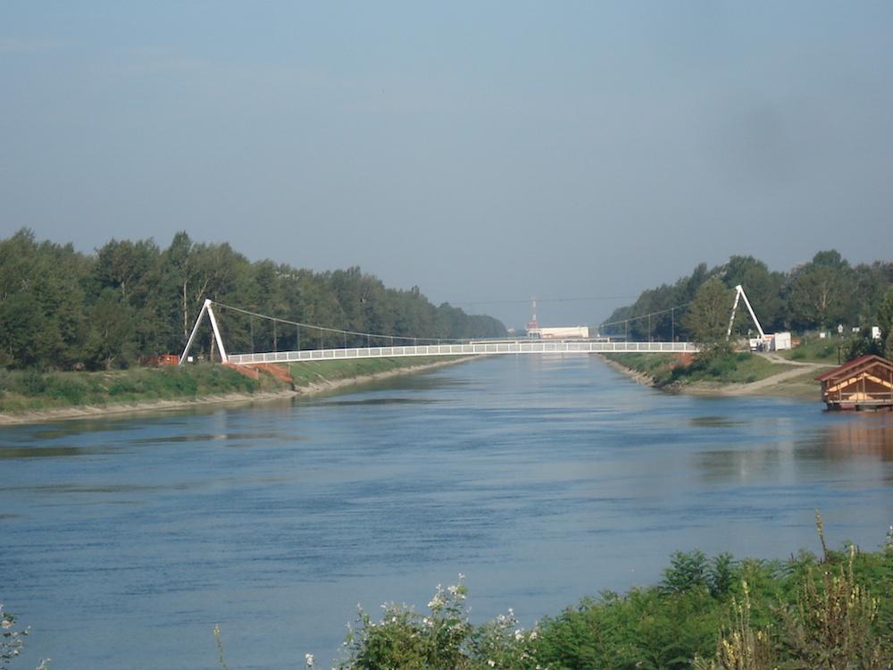 Brücke Dubrava